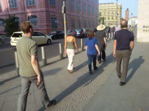 Soundwalk mit katrinem