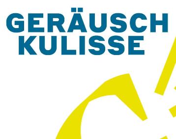 Logo Geräuschkulisse